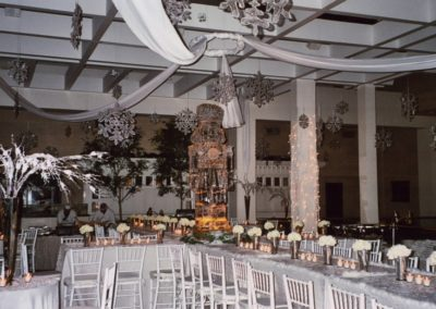 Nutcracker Wedding Reception